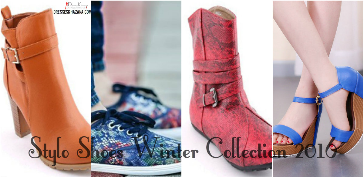 stylo shoes winter collection 2016