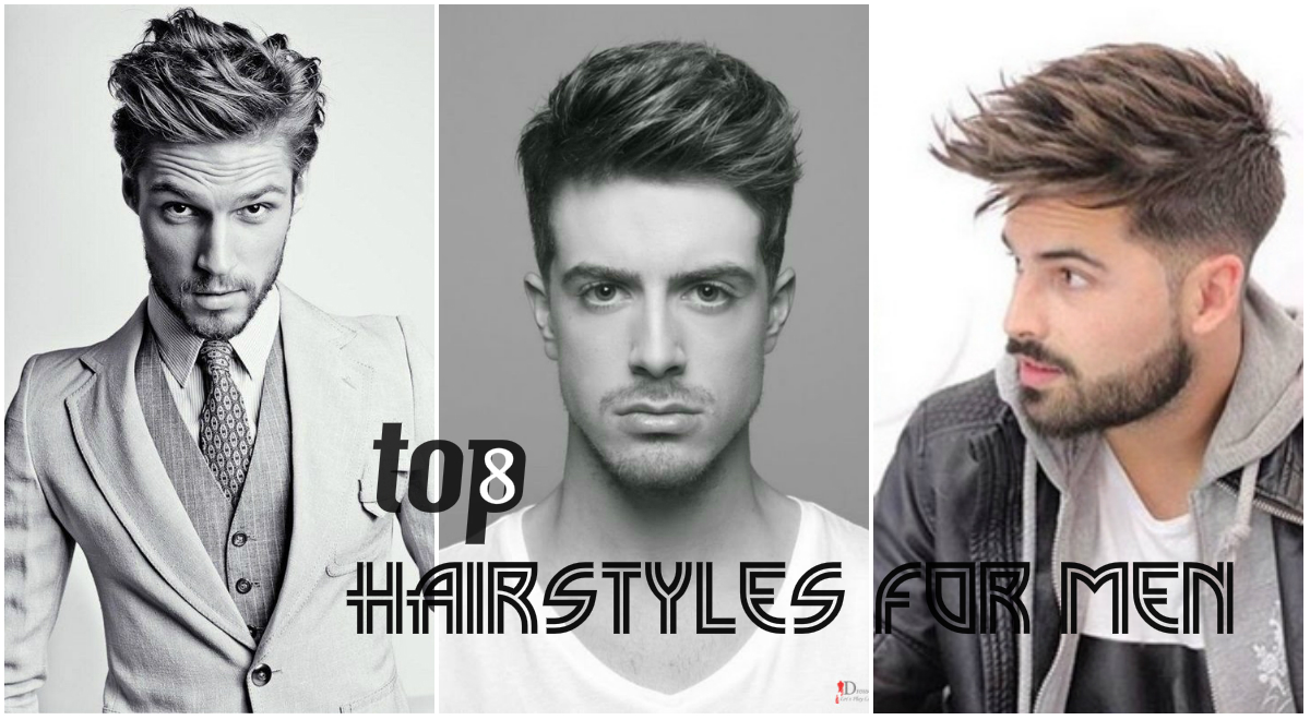 Top 10 Best Hairstyles for Men 20110 Designs and Haircuts Names