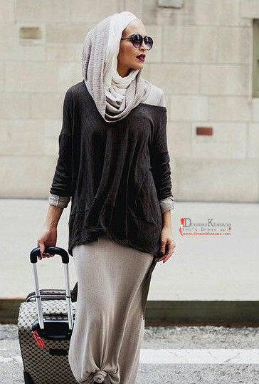 Latest Hijab Fashion Styles 2018 For Girls And Types Of