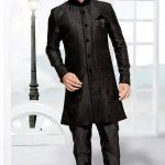 black-designer-wedding-sherwani