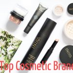 Top cosmetic brands 2016