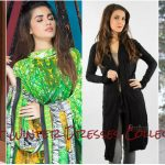 Latest Winter Dresses Collection 2017