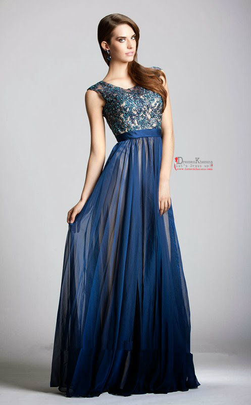 Latest Gown for Girls