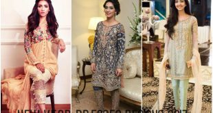 New Year Dresses Designs 2017