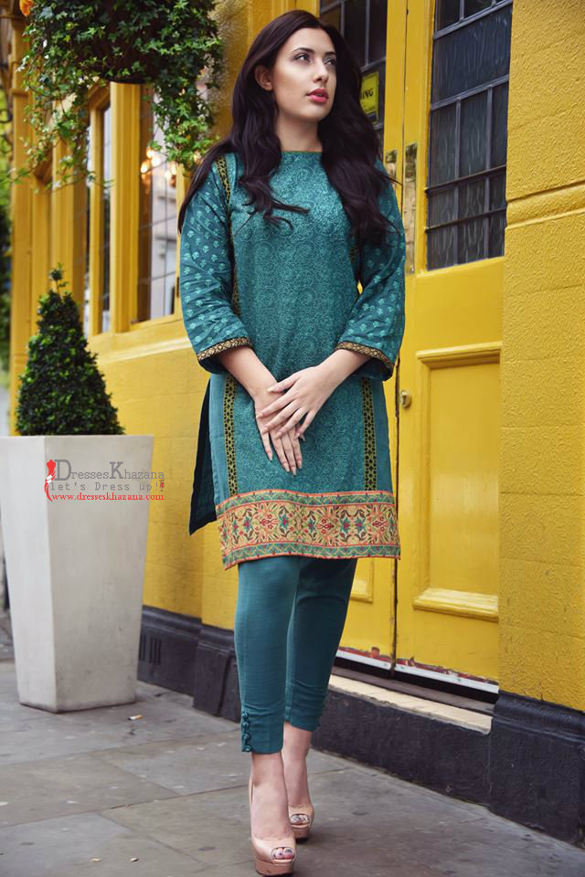 b4bbfe946f0d Latest Winter Dresses Collection 2017 by Dresses Designers for Girls