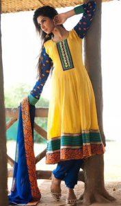 Basant Dresses 2