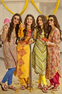 Basant Summer Collection