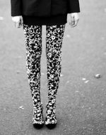 Black nd Whit Tight
