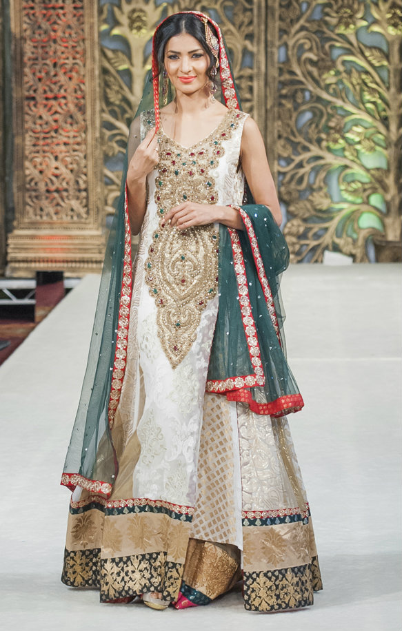 Latest Bridal Gowns Trend 2017 - Wedding Dresses - Outfits