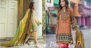 Casual Dresses Designs 2017