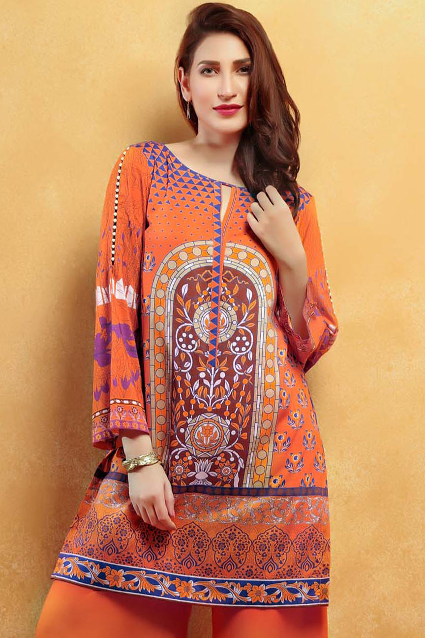 Famous Brands Winter Dresses Collection 2017