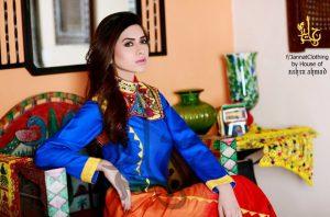 Jannat Nazir Dress Collection