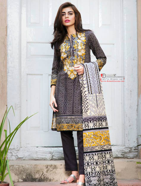 d7e7c5a1dc Khaadi Collection 2017 · Khaadi Collection Khaadi Collection · Khaadi  Latest Dresses