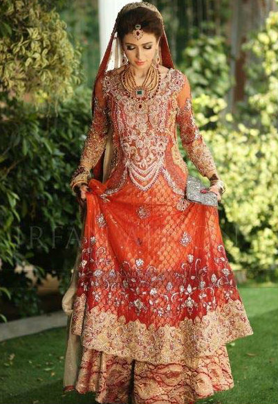 Latest Bridal Gowns Trend 2017 Wedding Dresses Outfits