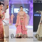 Latest Bridal Gowns Designs 2017