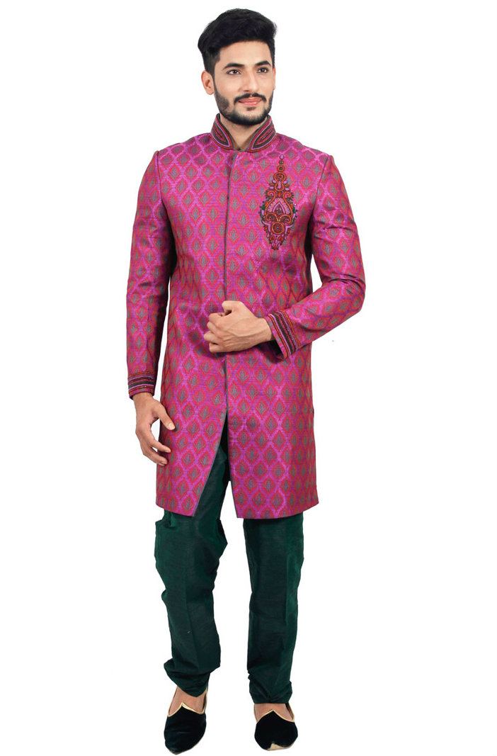 Brand New Sherwani Designs For Men 2017 Fashion Style