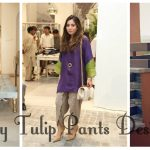 Latest Tulip Pants designs 2017