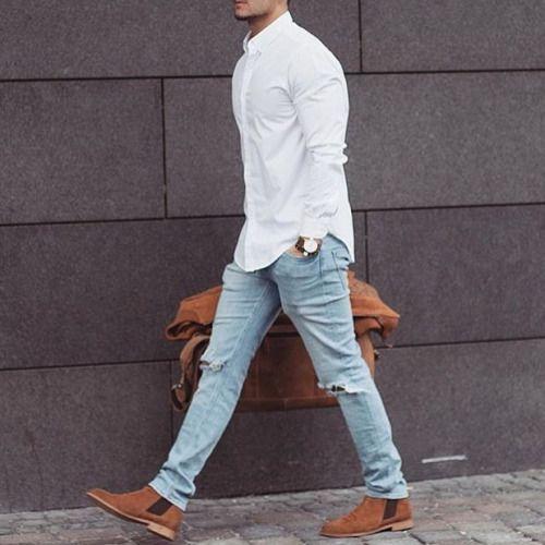 Light Shade Jeans
