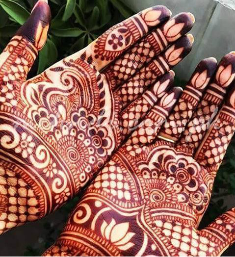 Mehndi Palm Designs 2017 : Latest mehndi designs special henna design