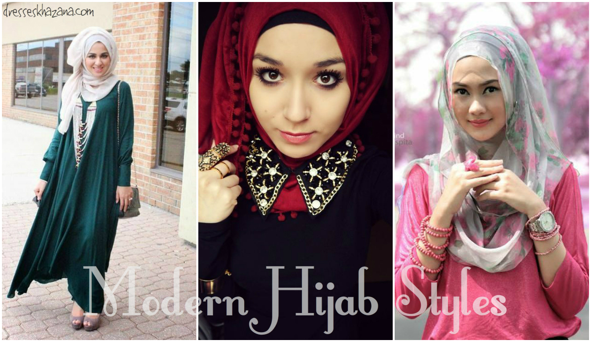 Scarf Hijab Style 15 Easy And Simple Hijab Tutorials How To Wear