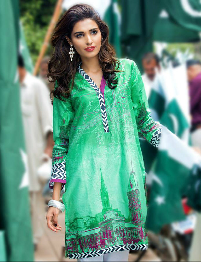 Latest fashion shalwar kameez 5