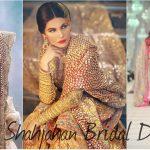 Zara Shahjahan Bridal Dresses Collection 2017