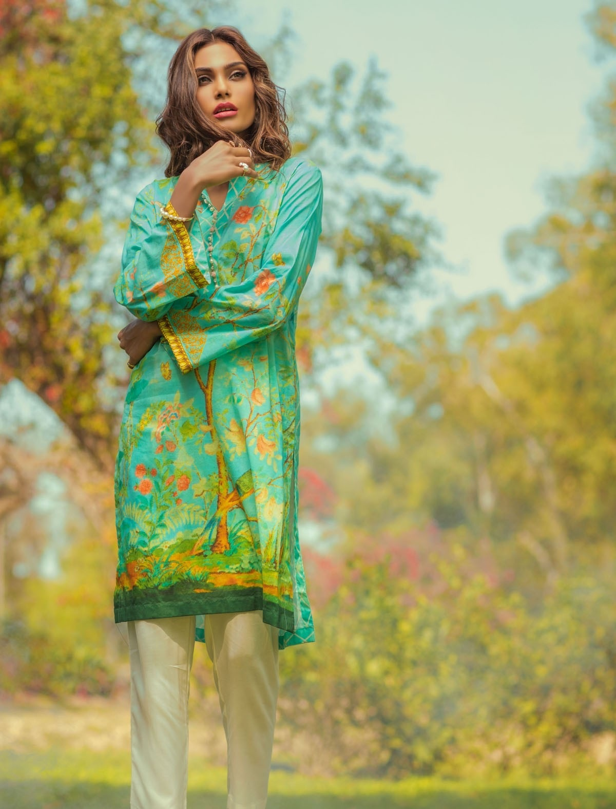 b059c49b424d New Arrival of Summer Dresses 2018 Pakistani Lawn Collection for Girls