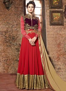 Anarkali Forck Design