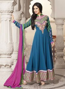 Anarkali Frock Design Dress