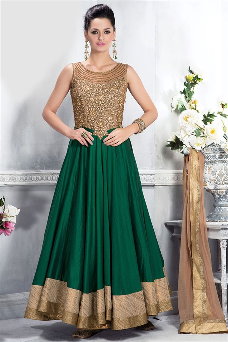 Anarkali Frock Latest