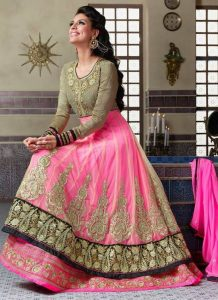 Anarkali Latest frock