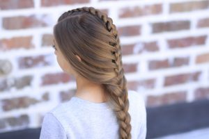 Beautiful Hairtyle for Girls