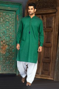 Colored Kurta design