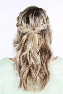 Easy Hairstyle for Girl
