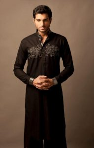 Embroidered Kurta Design