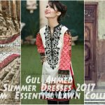 Gul Ahmed Summer Dresses 2017 Premium & Essential Lawn Collection