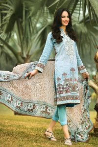 Gul Ahmed Summer Lawn Dresses
