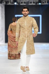 Latest Pakistani Sherwani Designs 2017
