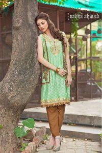 Latest Pakistani Summer Dresses