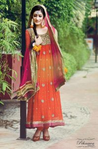 Mehndi Dresses Ideas