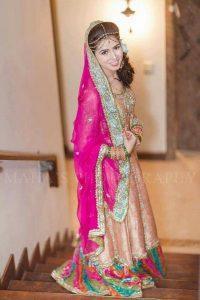 Modern Mehndi Dresses