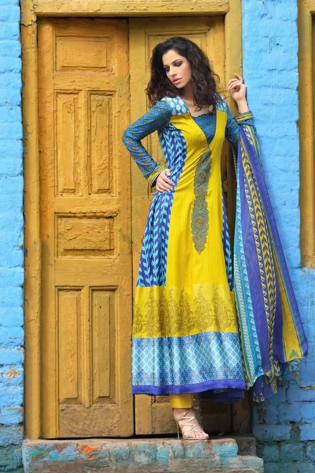 Latest Design Ladies: Latest Summer Wear Salwar Kameez Designs 2018 For Ladies