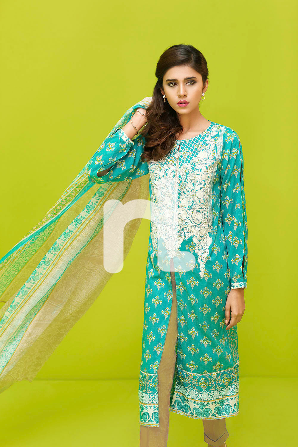 Summer Clothes For Teenage Girls: Nishat Linen New Unstitched