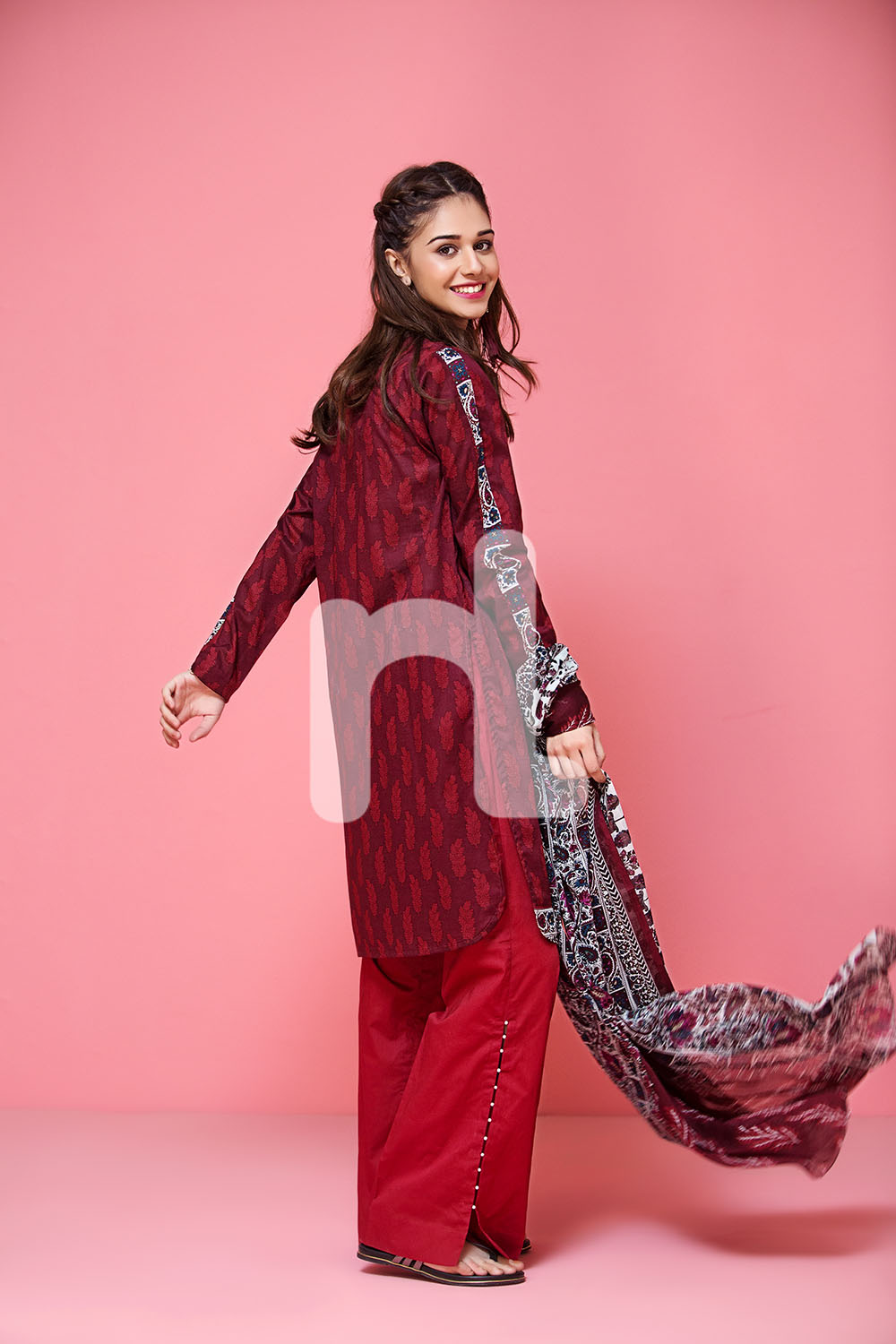 Nishat Linene Collection