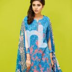 Nishat Unstitched Embroidered Spring Collection