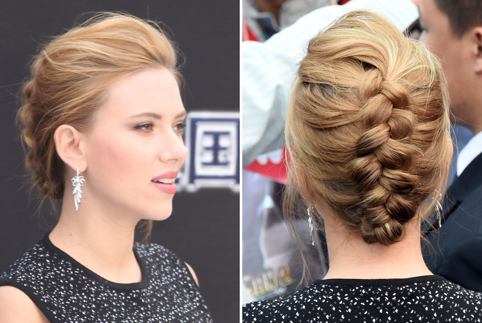 Party Hairstyle Stylish Look