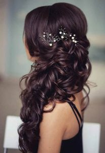 Prom Hairstyles look