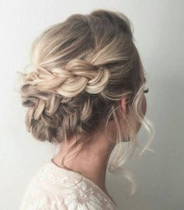 Prom Hairstyles with long hair
