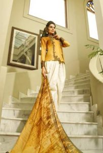 Spring Summer Lawn by House of Ittehad