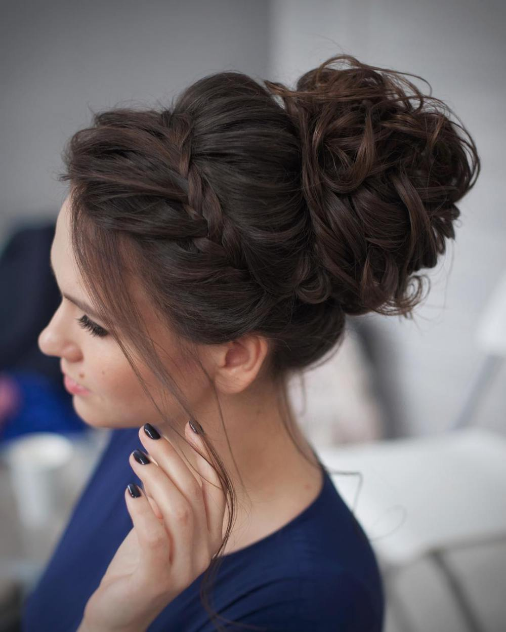 Prom Hairstyles Stylish Party Hairstyles For Girls 2018 Outlook